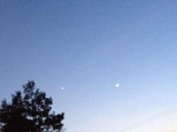 金星と月.JPGのサムネイル画像