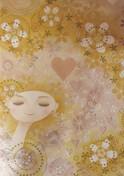 千田アツコ絵画作品展イベント写真
